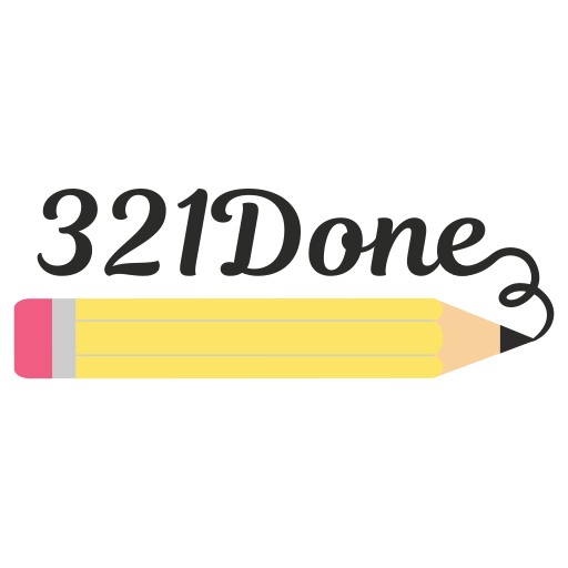 321Done - Stationery and Printables